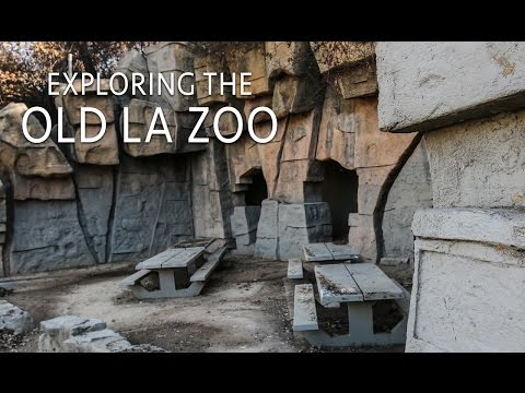 Old LA Zoo: Exploring Griffith Park's Forgotten Zoo