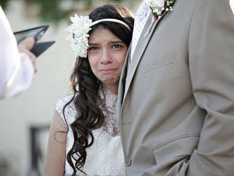 11 Yaşındaki Bu Kızın Evlenmek İçin Çok Önemli Bir Nedeni Var