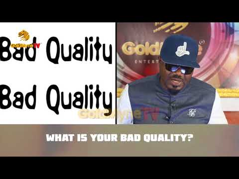 SEE WHO JIMMY JATT WANTS TO BE PRESIDENT BETWEEN 2BABA AND DBANJ IN QUICK FIRE QUESTIONS
