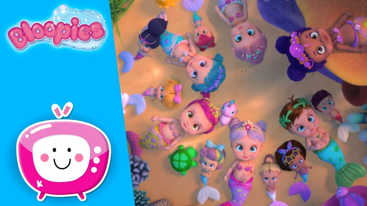 Pune-ți o dorință! ?✨ BLOOPIES ?♂️? SHELLIES ?♀️? Episod NOU ? Desene pentru copii în română