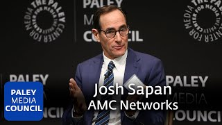 A Conversation with Josh Sapan