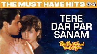 Tere Dar Par Sanam - Phir Teri Kahani Yaad Aayi | Pooja Bhatt & Rahul Roy | Kumar Sanu