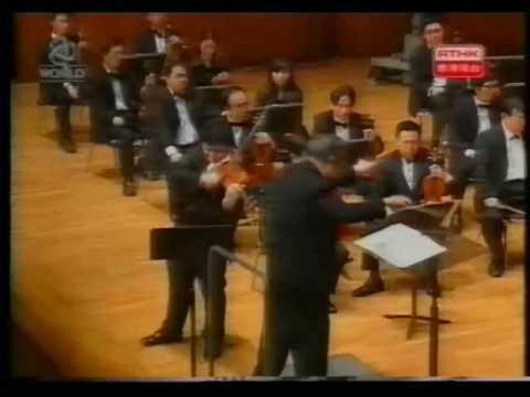 Sibelius Violin Concerto in d minor 3rd mvt - YouTube