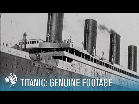 Photos of the titanic before it sank