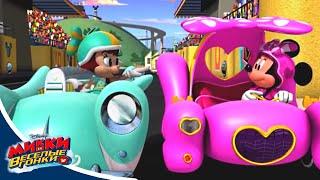 Микки и веселые гонки - сезон 2 серия 04 | мультфильм Disney про Микки Мауса и его машинки