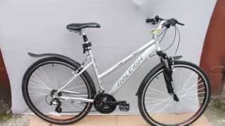 raleigh everest (17 best of britain) - Велосипеды из Германии - eurovelo.com.ua(Велосипеды БУ из Германии eurovelo.com.ua., 2015-05-02T10:09:38.000Z)
