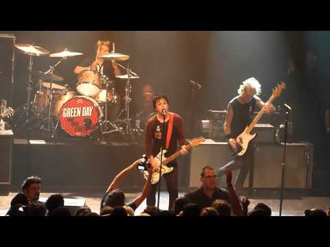 Green Day - At The Library @ Irving Plaza in NYC 9/15/12