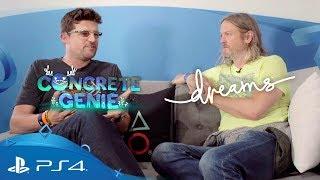 Dreams & Concrete Genie | Creator meets Creator | PS4