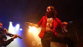 Gogol Bordello (06) Saboteur Blues @ Vinyl Music Hall (2017-10-20)