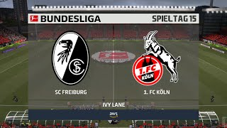 1.bundesliga 2020/202115. spieltag: sc freiburg vs. 1.fc kölnpräsentiert von mukke - music & play und tom phillip zenkertom's kanal: https://www./...