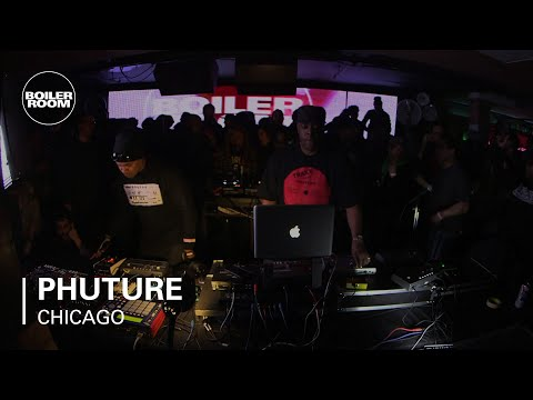 Phuture Boiler Room Chicago LIVE Set