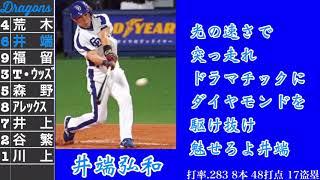 ⑧リクエスト応援歌1-9+α 2006年 中日ドラゴンズ応援歌1-9+α この年のド...