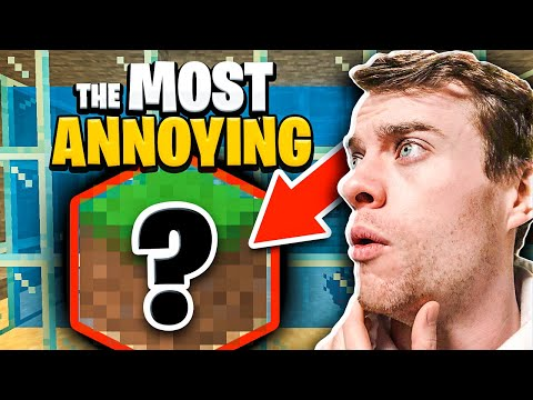 THIS IS THE MOST ANNOYING THING IN MINECRAFT | Episode 6
