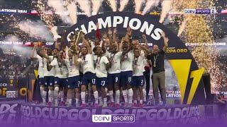USMNT are Champions! ?