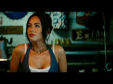 Charming question megan fox transformers