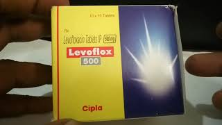What is the use of Levoflox 500 in hindi