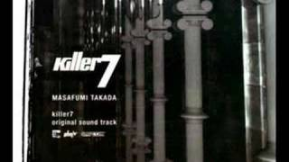 Killer 7 Soundtrack - Blackburn (Game Version)