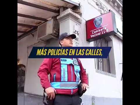 "<h3 class=""list-group-item-title"">ORGULLOSOS DE NUESTRA POLICÍA - Horacio Rodríguez Larreta</h3>"