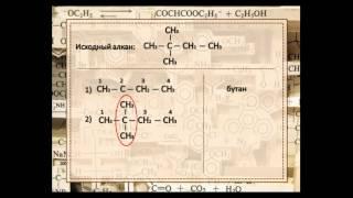 Записки юного химика. Номенклатура алканов