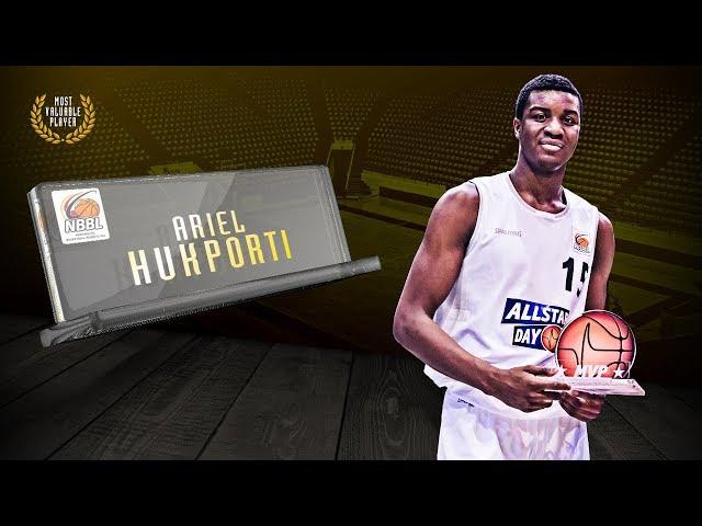 Ariel Hukporti - 2019/20 NBBL MVP