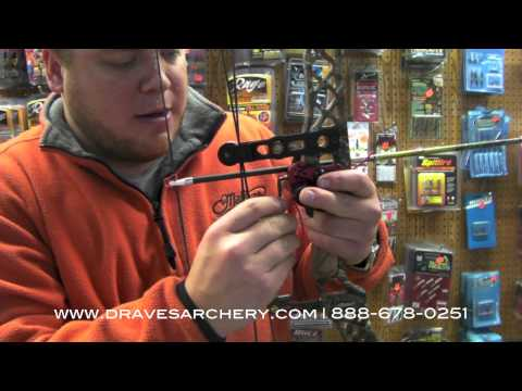 How to Assemble the Quality Archery Designs Ultra Rest HDX on a Mathews MR6