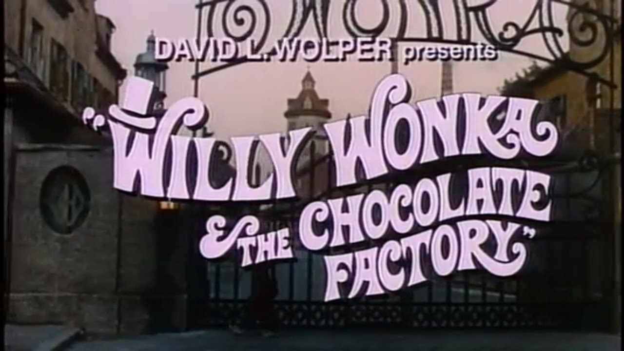 Willy Wonka and the Chocolate Factory - Trailer - YouTube