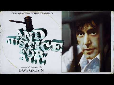 Dave Grusin - ...and Justice for All (1979 - Complete Score)