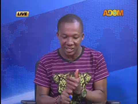 Agoro Ne Fom - Adom TV (13-4-19)