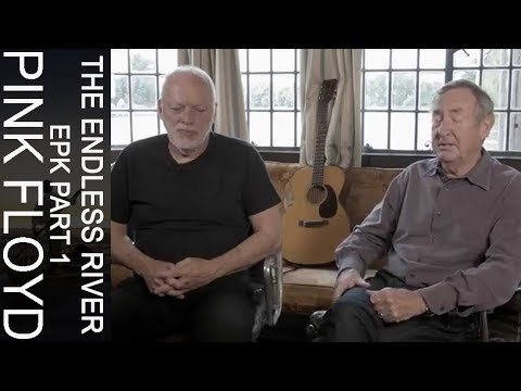 "Pink Floyd - The Endless River EPK part 1 -""a continuous flow"" Thumbnail image"