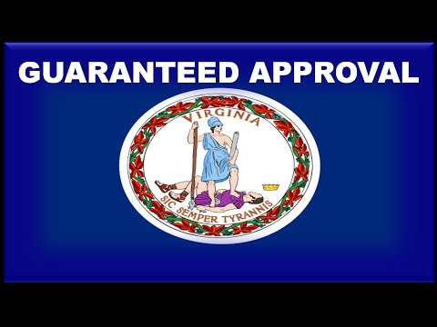 Virginia State Car Financing : Fast Auto Loan Approval for Bad Credit with Guaranteed Lower Rates