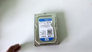 WD 1TB Blue Desktop Internal Hard Drive (WD10EZEX) Unboxing & why you buy this!