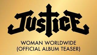 justice woman worldwide official album teaser