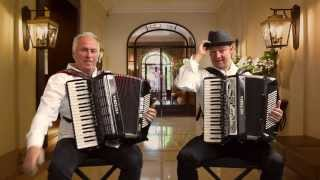 French Accordion music Valse Musette Duo HuuBér Huib Hölzken Limex MIDI MPR4 Victoria