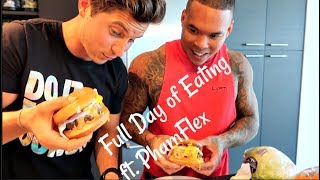 Full Day of Eating featuring LVFT Athlete PhamFlex!