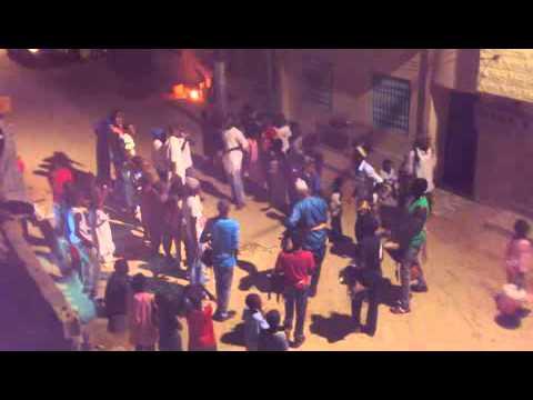 thiante Cogne Aiglon grand Dakar Dakar-Sénégal debut