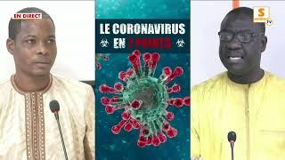 "Education Sexuelle, Covid/Ecole, Diary Sow: Suivez le ""Grand Entretien"" avec Abdoulaye Ndoye"