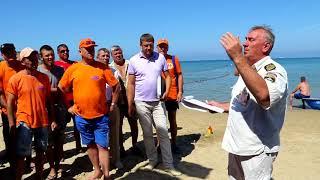 Ревизоры на пляжах Анапы: проверка спасательных постов