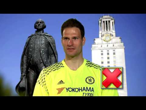 THE GREAT AMERICAN QUIZ: Asmir Begovic