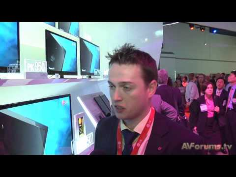 CES 2010 - LG - Freeview HD in the UK on LG TVs