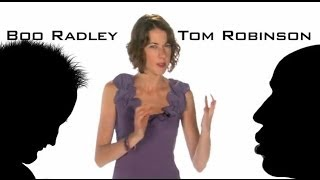 To Kill A Mockingbird | Boo Radley | 60second Recap®