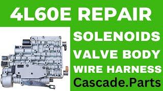 4L60E Transmission EPC Solenoid 2003 /& Up