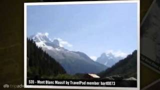 Mont Blanc - Chamonix, Haute-Savoie, Rhône-Alpes, France