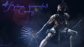 Mortal Kombat X: Kitana (Mournful) Combos by SinisterBeet
