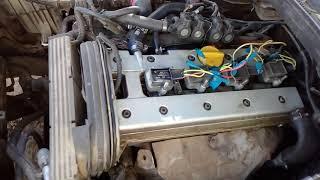 катушка (модуль) зажигания Opel omega 2.2 y22xe заменяем на катушки от уаз патриот