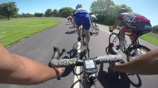 Cyclodrome Crit Race (Chesty GoPro)