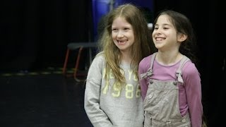 Behind the Scenes of 'Little Miss High and Mighty'