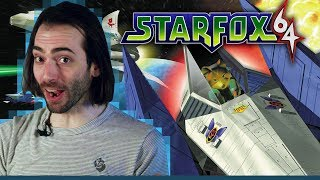 Star Fox 64 (N64 1997) Could a better Star Fox game exist? - The Backlog thumbnail