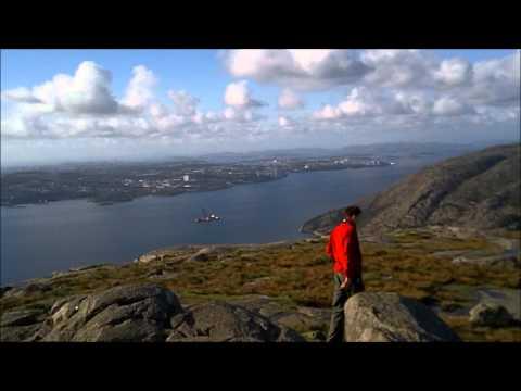 Trip to Dalsnuten, Sandnes Norway.
