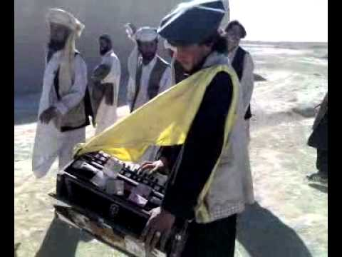 Afghan wedding Attan good video