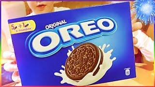Очень вкусное - Печенье ОREO Шоколадное бисквитное ОРЕО   покрутить, лизнуть, мокнуть в молоко(ОБЗОР Печенье ОREO Шоколадное бисквитное ОРЕО покрутить, лизнуть, мокнуть в молоко Ну, оОчень вкусное - Oreo..., 2015-11-30T15:18:07.000Z)